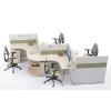供应办公屏风桌丨办公屏风桌定制丨办公屏风桌厂家