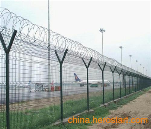 供应同仁市围网 厂家热销机场围网 监狱隔离围网