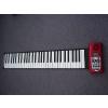 供应博锐61键杭州老人娱乐趣味硅胶品牌可折叠手卷钢琴批发