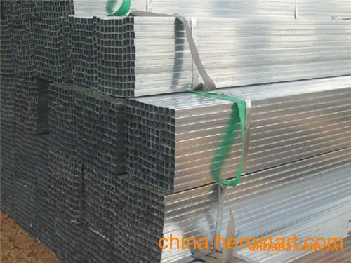 供应金德诚钢铁,西安镀锌方管,西安方管
