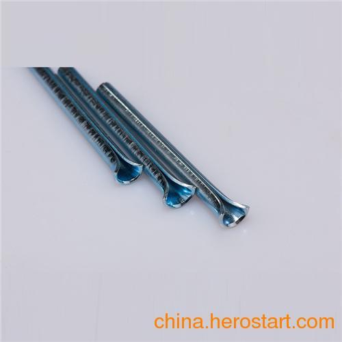 供应开口钢管ZX001 优质鞋跟加强管 卓鑫五金厂家直销批发 可定制