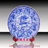 供应旅游陶瓷纪念品 纪念盘定制厂家