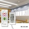 供应LED迷你单色灯条控制器 LED单色单路灯带调光器 RF射频无线控制器