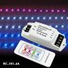 供应无线按键单路LED控制器 RGB调光器 RGB灯串灯条带控制器驱动