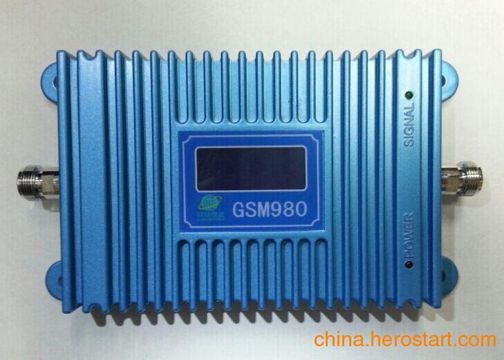 供应手机信号放大器显示屏蓝色型CDMA/GSM/DCS/W-CDMA(3G)