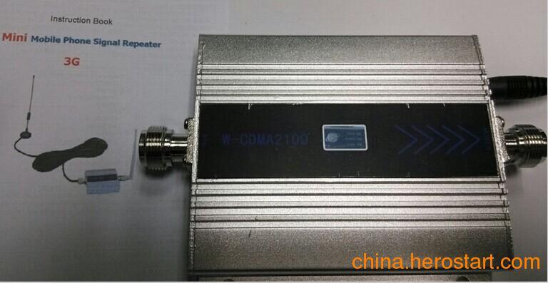供应手机信号放大器迷你型3G W-CDMA
