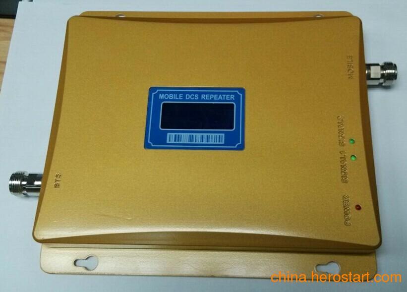 供应手机信号放大器金黄色W-CDMA 3G 2100MHZ