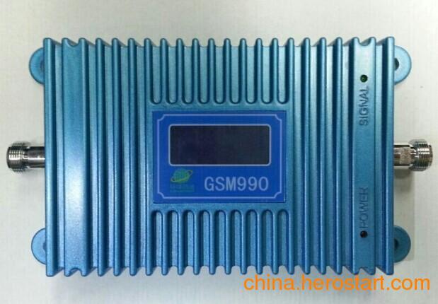 供应手机信号放大器蓝色型GSM980/GSM990 900MHZ
