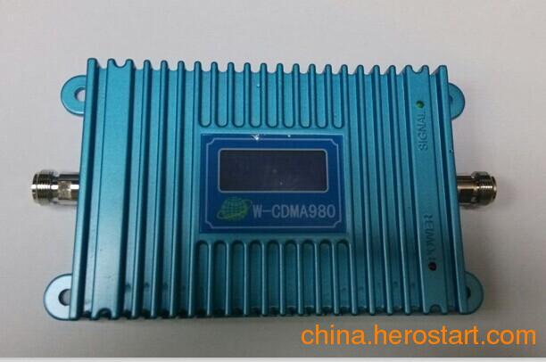 供应手机信号放大器蓝色型W-CDMA 3G 2100MHZ