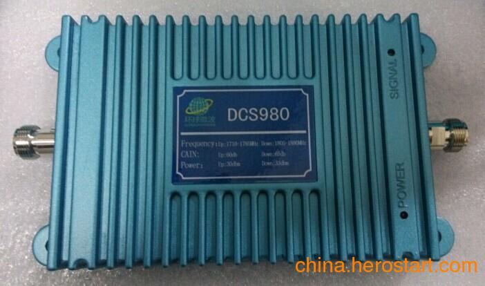 供应手机信号放大器蓝色型DCS 1800MHZ