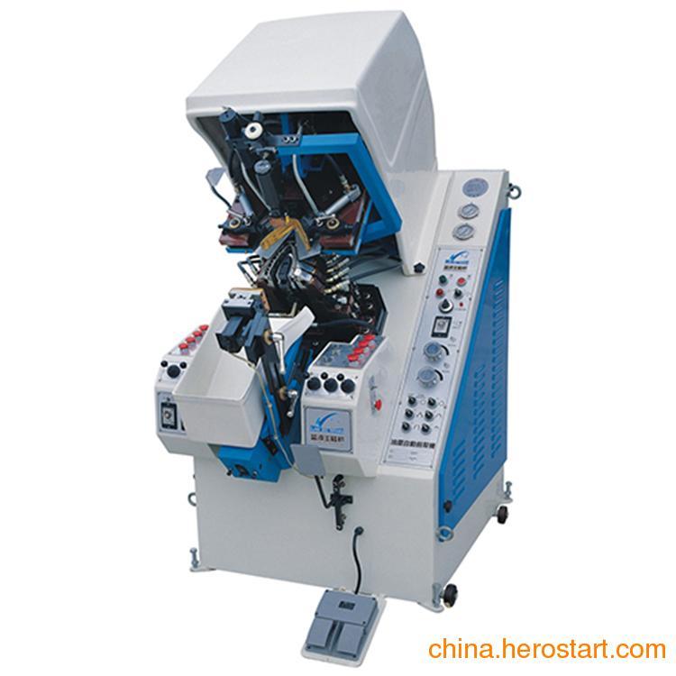 供应航展机械 LB-868 2B(A) 全自动爪式油压前帮机