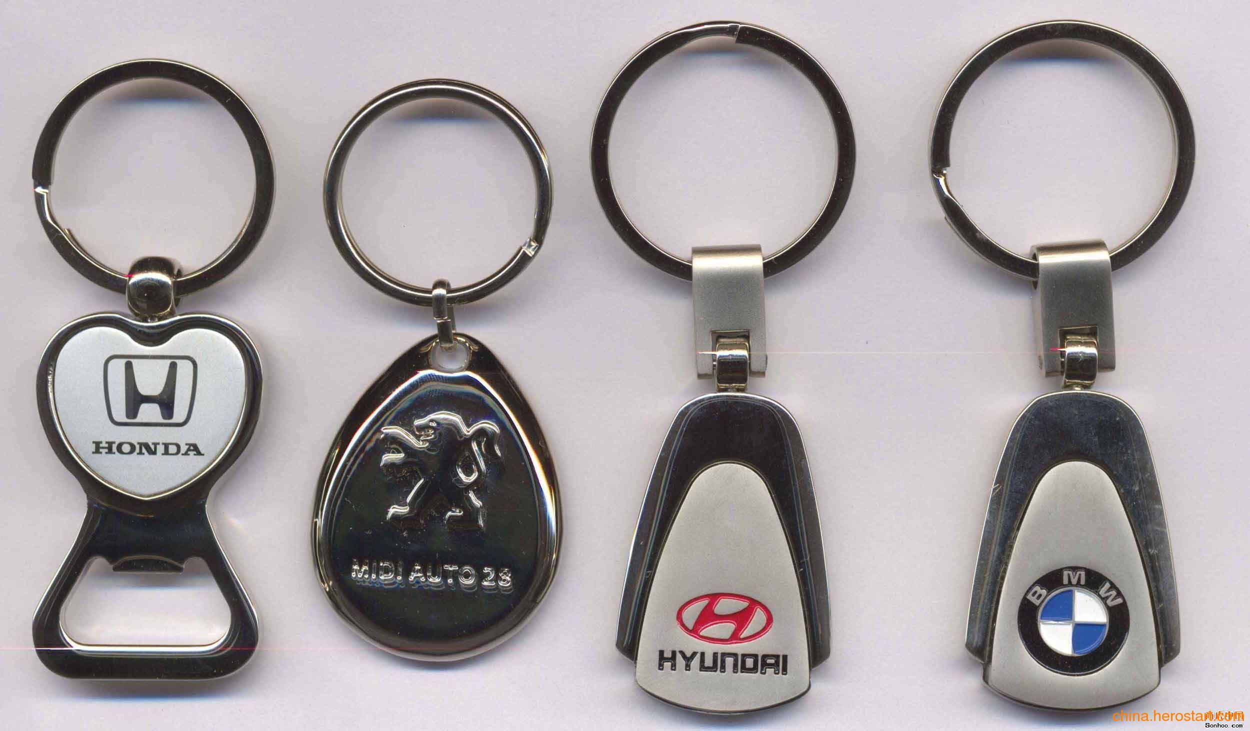 重庆金属钥匙扣制作 重庆金属钥匙扣 钥匙链优质供应商