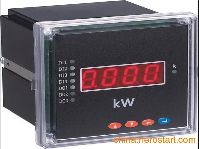 供应功率表/三相功率表/可编程数显功率表/有功无功功率表/K系列
