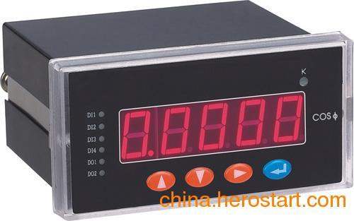 供应单相功率因数表数显电力仪表