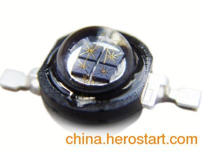 供应5W大功率红外线LED