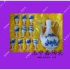 高档陶瓷酒具 景德镇陶瓷酒具 供应定做
