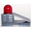 供应太阳能信号灯高空障碍物警示灯交通灯JY550