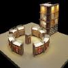 安徽饰品展柜订购|安徽饰品展柜供应商【好口碑】质量保证