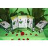 供应紫阳富硒茶生态有机绿茶特级100g纸盒装办公会议福利礼品用茶批发