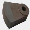 晟镁德厂家长期供应高铬耐磨钢球/高铬合金锤头/锻造合金锤头价格低