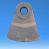 供应厂家直销锻造合金锤头、破碎机合金锤头 晟镁德价格低