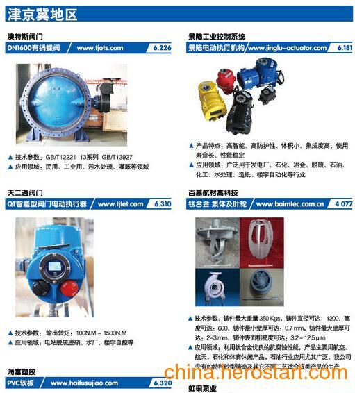 供应上海泵管阀展2015上海6月份泵管阀展
