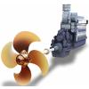 供应现代船用发动机/船用推进发动机(1,200KW~9,000KW)