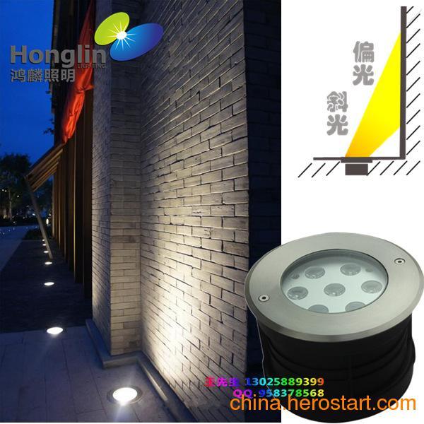 供应偏光LED地埋灯-大功率dmx512地埋灯