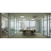 供应徐州印象隔断公司讲述办公室装修玻璃隔断的作用