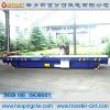 供应转运铝卷钢包运输车手推平板车