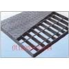 供应塑钢沟盖板/镀锌钢格栅板/钢结构 建筑/安平县逍迪钢格板厂