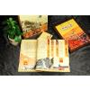 供应丝绸之路丝绸礼品丝绸邮票册2014热销丝绸礼品丝绸之路丝绸册页
