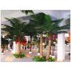 厂家直销供应大型仿真椰子树假树 海边沙滩展览会装饰树