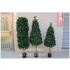 供应室内外装饰摆设仿真盆栽月桂树假树欢迎定做