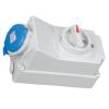 供应诺威电器带开关和机械联锁工业防水插座