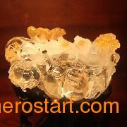 水晶价格范围 买名贵的水晶,就到东海泸东水晶