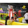 供应周口充气儿童城堡跳跳床广州趣味运动器材充气财源滚滚