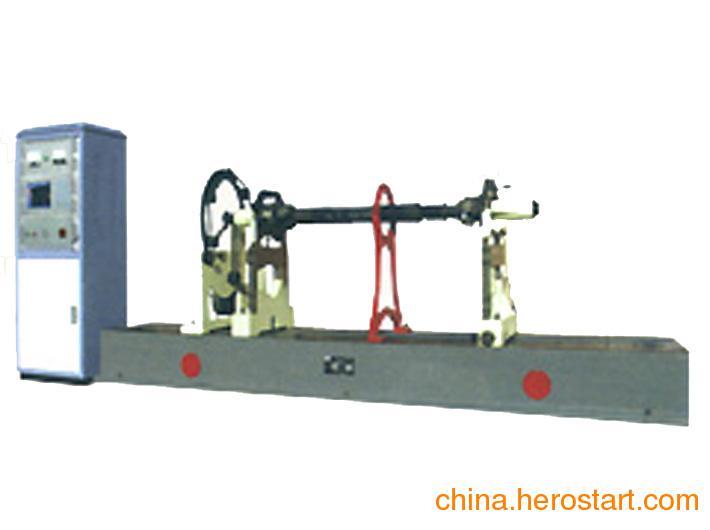 供应弘业重工传动轴动平衡机?HY2005