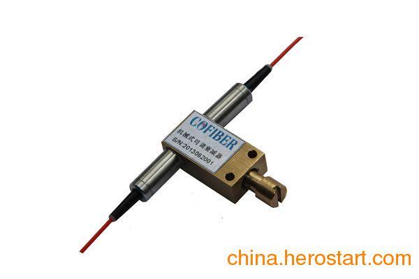 供应机械式光衰减器,手动可调光衰减器,VOA