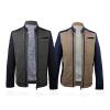 供应优质男士休闲夹克价格  2014新款品牌男装夹克批发