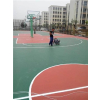 供应广州帝森塑胶跑道|硅pu蓝球场材料报价|韶关硅pu球场材料