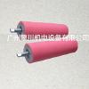 供应生产加工橡胶滚筒PU滚筒硅胶无动力包胶滚筒