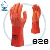 供应showa手套 劳保手套 橡胶手套 防油防水作业耐磨户外工作620