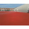 供应惠州透气型塑胶跑道、透气型塑胶跑道厂家(图)、广州帝森