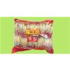供应新乡膨化食品厂家低价格批发香米饼 企彩鸿