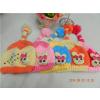 供应2014秋冬新款帽子韩国儿童帽子宝宝针织毛线帽子卡通小兔帽子