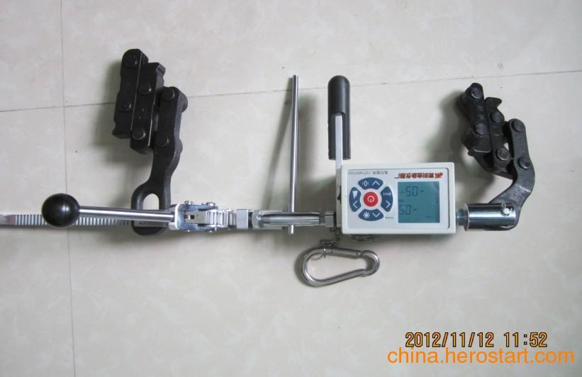 供应接触网专用(弹性吊索张力安装工具)紧线器
