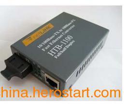 供应上海 HTB-1100百兆多模光纤收发器 上海Netlink经销商
