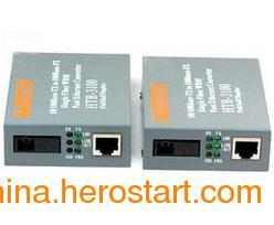 供应【HTB-3100A/B报价】 Net-link HTB-3100A/B单纤百兆光纤收发器 全国冰点价格