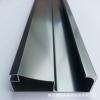 供应【荆彩铝业】厂家专业生产J937欧式铝框拉手磨光铁灰